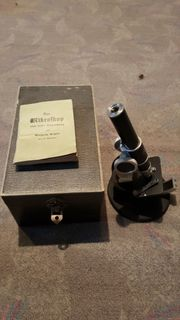 Vintage Mikroskop von ROGGE