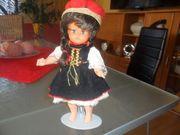 Zelluloid Puppe mit