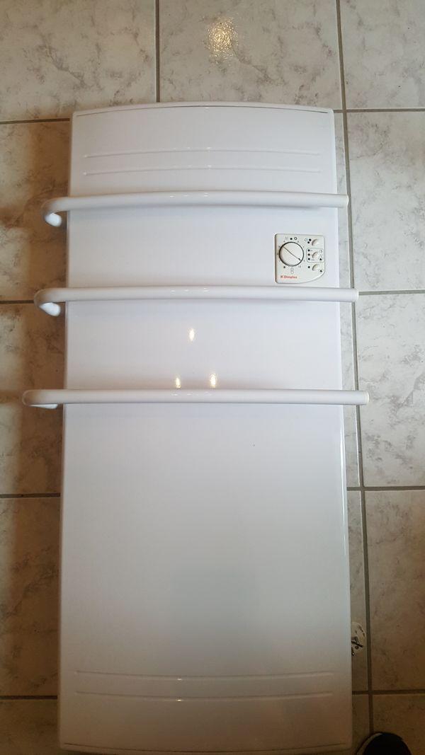 Elektroheizung fürs Badezimmer Handtuchtrockner in Mayen - Öfen ...