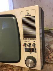 Siemens Fernsehgerät für Sammler aus