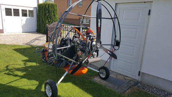 Motorschirm Trike, 2 Zylinder, 4 Takt, Doppelsitzer., CONDOR Mod. 2018 gebraucht kaufen  65451 Kelsterbach