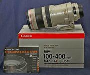 Canon EF 100-400 mm F
