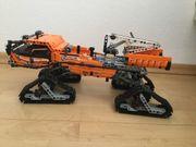 Lego Technik Arktis Kettenfahrzeug 42038