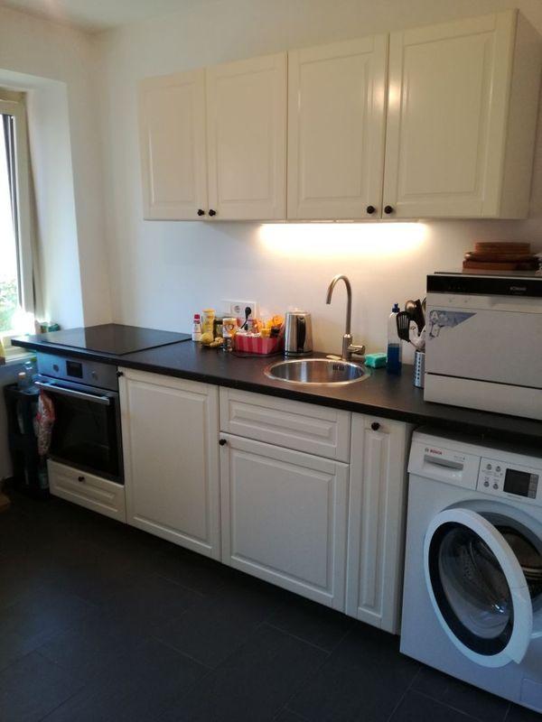 Neuwertige günstige IKEA Küche in München - Küchenzeilen ...