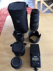Nikon Hobbyaufgabe