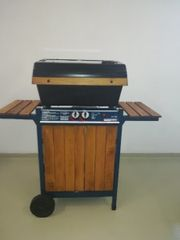 Gas Kohle Grill