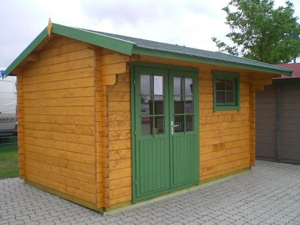 Gartenhaus Ohne Fußboden ~ Gartenhaus blockhaus  m mit fußboden in bad harzburg