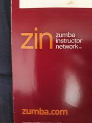 Zumba Instructor DVD und CD