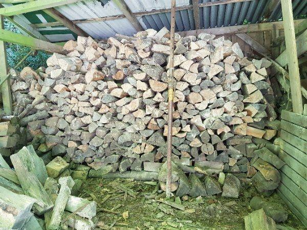 Brennholz Buche getrocknet 30 Ster - Bammental - Verkaufe Brennholz Buche aus Nachlass. Holz ist getrocknet und kaminfertig. Es sind ca. 30 Ster da. Verkauf im Ganzen oder auch in kleineren Mengen. 60EUR/SterBei größerer Abnahme Preisnachlass möglich.Für Selbstabholer - Bammental