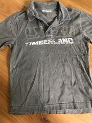 Timberland Poloshirt used Look Gr