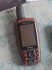 Garmin GPSmap 62s inklusive 4
