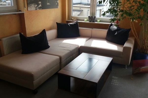 Bequeme Couch Mit. Bequemes Sofa Mit Sitzmulde With Bequeme Couch ...