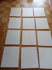 expedit kallax Regaleinlegeböden weiß 12x