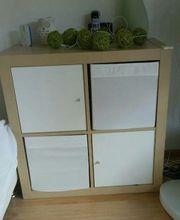 IKEA Kallax Expedit Birke weiß