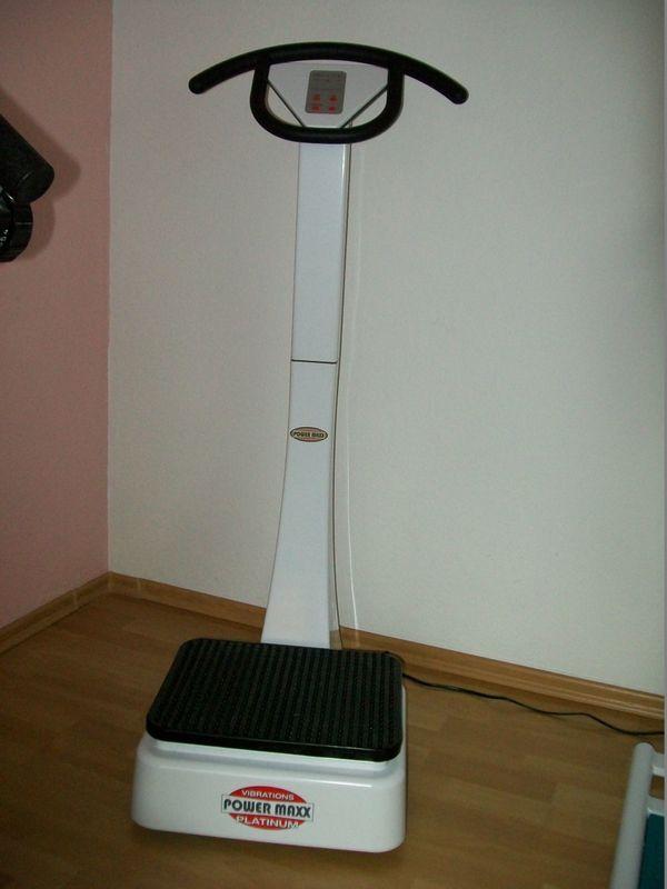 vibrationsplatte vibration gebraucht kaufen 3 st bis 70 g nstiger. Black Bedroom Furniture Sets. Home Design Ideas