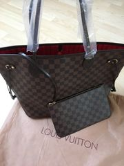 Louis Vuitton Neverfull damier MM