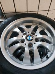 BMW E90 Alufelgen mi Winterreifen