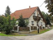 Ungarn Haus für die große