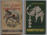 Judo Historisch - Horst Wolf - Selbstverteidigung -