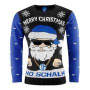 Schalke Ugly Christmas Sweatshirt HoHo