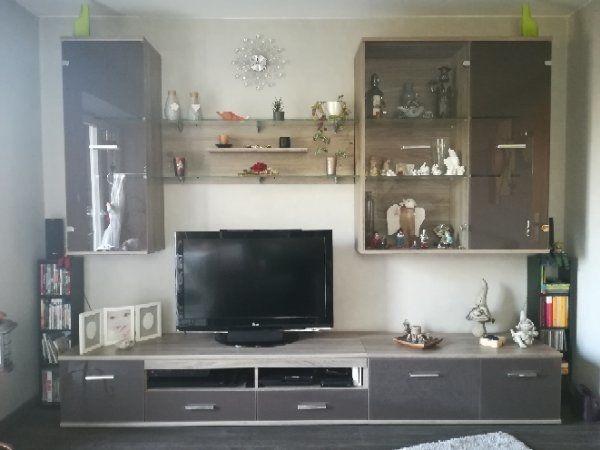 Wohnwand Glastüren u. -Böden Möbel Martin in Neustadt ...