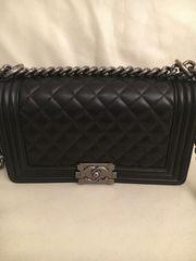 Chanel Boy Bag Tasche Medium