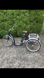E - Bike Dreirad