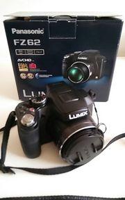 Superzoom Digitalkamera Panasonic