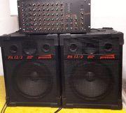 PA 12 2 Lautsprecher Boxen