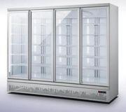 Kühlschrank Kühlregal Getränkekühlschrank 4 Türen