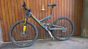 MTB, Fully, Cannondale