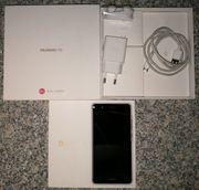 Huawei P9 titanium grau zu