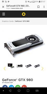 Grafikkarte Nvidia Gtx 980 4gb