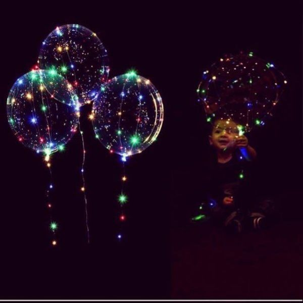 Luftballon LED » Dekoartikel