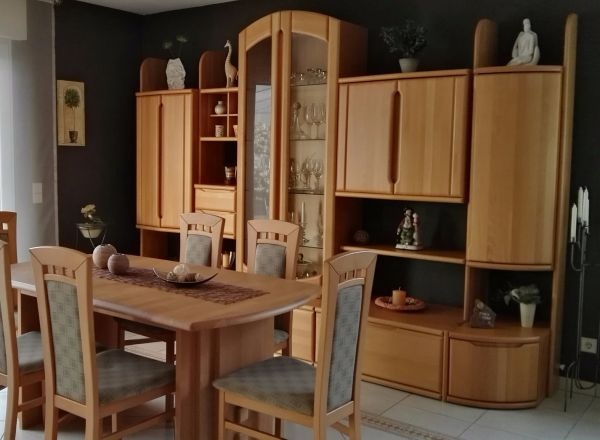 Esszimmer st gebraucht kaufen nur 4 st bis 60 g nstiger - Holzstuhle esszimmer ...