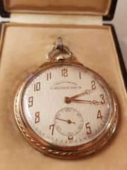 Taschenuhr Chorgemont Watch Chronometer