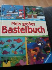 Basteln Bastelbuch Kinder