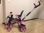 Mädchen Dreirad