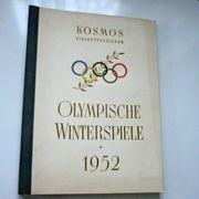 Buch Olympische Winterspiele 1952 vom