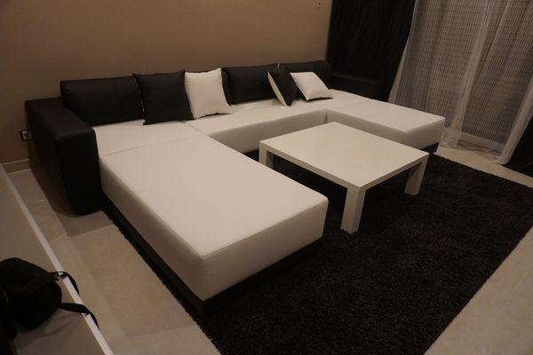 Innocent Wohnlandschaft Ferragamo Tisch Shaggy Teppich In