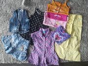 Kleiderpaket Mädchen Gr.