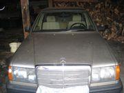 Mercede E124 200