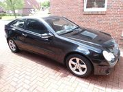 Mercedes Sportcoupe C200K,