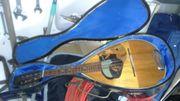 Mandoline mit Koffer