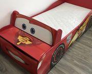 Cars Bett mit