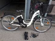 E-Bike Elektrofahrrad Damenfahrrad Fahrrad