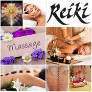 Reiki und Massage