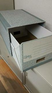 Stapelbare Boxen Stauraum