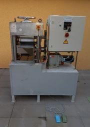 Edelstalwalzwerk SDC Goldschmiede Edelmetallverarbeitung
