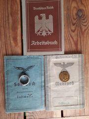 Militaria 2Weltkrieg Luftwaffen Nachlass